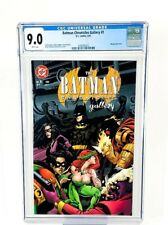 Batman Chronicles Gallery #1 CGC 9.0 - Wraparound Cover (5/97) D.C. COMICS
