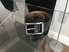 Gucci Cinturón para hombre Negro Guccissima