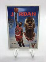 1991 Upper Deck Collectors Choice Michael Jordan Bulls HOF Checklist