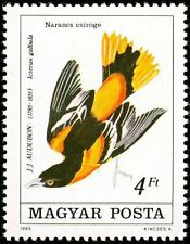 HUNGARY -1985- Exotic Bird - Baltimore Oriole (Icterus galbula) - MNH - #2931