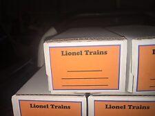 TOY TRAIN STORAGE BOXES - 25 QTY - NEW