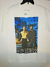 New!! BOYZ IN THE HOOD Ice Cube Men's 1991 CLASSIC MOVIE T-Shirt ☆NEW WITH TAGS☆