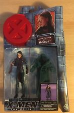 ANNA PAQUIN as ROGUE X-MEN THE MOVIE ACTION FIGURE - TOY BIZ 2000