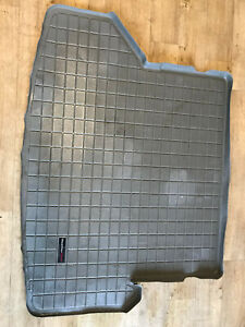 WeatherTech FloorLiner Toyota Highlander 2008-2013 rear cargo grey floor mat