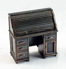 Durham Ind Miniature Roll Top Desk #11 Copper Toned Die Cast