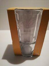 MCCAFE' MCDONALD'S BICCHIERE 2014 GLASS UNGHERIA VERRE VINTAGE COLLECTION