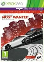 Need For Speed: Mayoría Wanted: Edición Limitada (Xbox 360) Pegi 7+ Carreras: De
