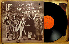 NM JAZZ ROCK PROG LP: IF NOT JUST ANOTHER BUNCH OF PRETTY FACES red label +OIS