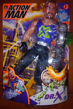 ACTION MAN - DR.X - DR. X - HASBRO - 1999