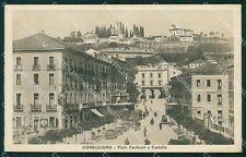Treviso Conegliano Auto cartolina VK0327