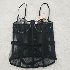 32 D Victoria's Secret DESIGNER COLLECTION Embellished Corset NWT $278