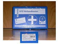 KFZ Verbandskasten nach DIN 13164 Kunststoff Box mit Notfallbroschüre bis 2018