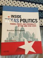 Inside Texas Politics : Power, Policy, and Personality of the Lone Star State