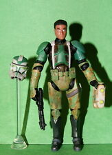 STAR WARS LEGACY COMMANDER GREE LOOSE COMPLETE