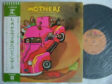 THE MOTHERS JUST ANOTHER BAND FROM L.A. FRANK ZAPPA / WITH OBI