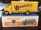 Dinky 514 Scarce Weetabix Guy Van In Excellent Condition