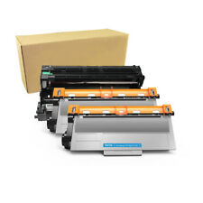 2 TN750 Toner + 1 DR720 Drum For Brother TN720 MFC-8710DW HL-5450DN DCP-8150DN