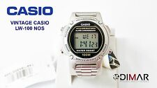 VINTAGE  CASIO LW-100HD ILLUMINATOR WR.100