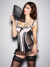 Ann Summers Frou Frou Suspender Cami Sz 14 *In Stock*