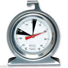 Brannan Premium 50mm Quadrante in Acciaio Inox Congelatore Termometro