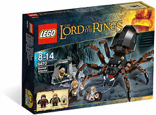 SEALED - NEW - LEGO 9470 Lord of the Rings Shelob Attacks LOTR Samwise Gollum