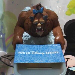 Beauty and the Beast Soap Tray Soap Dish Tokyo Disneyland Limited