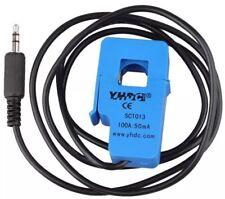 SCT-013-000 Non-invasive AC Current Sensor Clamp Sensor 100A : 50mA 3.5mm Jack