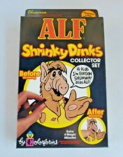 Alf Shrinky Dinks 1988 Sealed Mib Unused