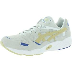 ASICS Tiger Mens Gel-Diablo Suede Workout Running Shoes Sneakers BHFO 9669