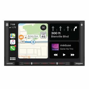 "Dual DCPA701W Double Din Bluetooth 7"" LCD Digital Media In-Dash Car Receiver"