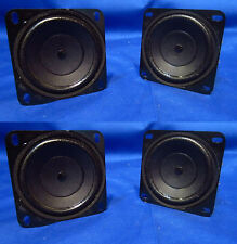 4x Boston Acoustics MR110 3 inch Speaker 304-B00MR100800