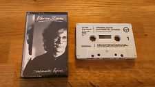 RARE Warren Zevon Sentimental Hygiene Original UK Cassette TCV2433 Folk Rock Pop