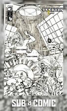LOOKERS EMBER #5 FIFTY SHADES HOMAGE NUDE (BOUNDLESS 2018 1st Print) COMIC
