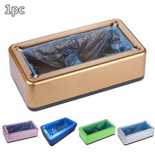 Disposable Automatic Shoe Cover Overshoes Dispenser Machine for Home Office