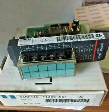 SIEMENS SIMATIC TI305-50T OUTPUT MODULE 24VDC UL 9312 NIB