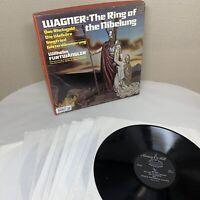 11 LP MURRAY HILL 940477 WAGNER THE RING OF NIBELUNGEN LA SCALA FURTWANGL M062