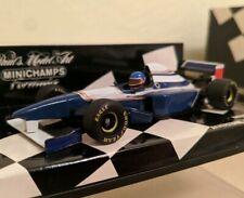 Minichamps 1:43 Scale F1 Williams FW17 1995 Jacques Villeneuve Silverstone Test