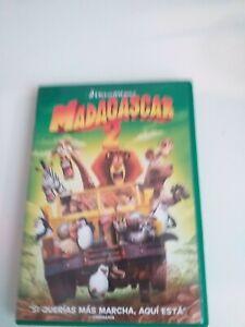 Dvd MADAGASCAR 2 .... ☆☆☆☆ DREAMWORKS