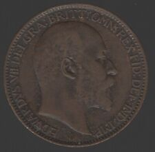 More details for 1910 edward vii farthing coin better date | british coins | pennies2pounds