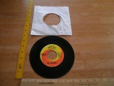 The Outsiders Was it Really Real Time Won't Let Me 45 rpm record Capitol 1966 VG