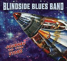 BLINDSIDE BLUES BAND: JOURNEY TO THE STARS CD (KILLER BLUES-BASED HEAVY GUITAR)