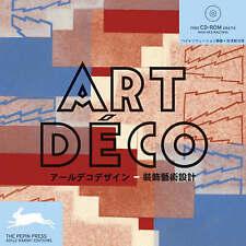 Art Deco Designs (Agile Rabbit Editions S.), Pepin Press, Used; Good Book