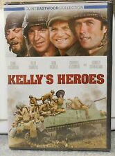 Kellys Heroes (DVD, 2010) RARE 1970 WAR ACTION BRAND NEW