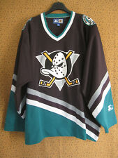 Maillot Hockey Mighty Ducks d'Anaheim Vintage NHL Starter Jersey Vintage - XL