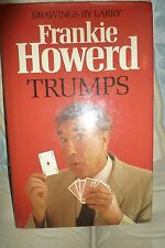Trumps!: And How to Come Up by Frankie Howerd (Hardback, 1982) RARE VGC 1st EDT