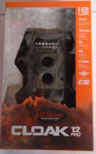 @NEW@ Wildgame Innovations Cloak 12 PRO 12MP Infared Deer Game Trail Camera Cam