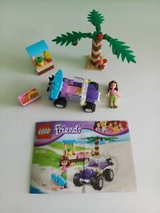 LEGO - friends 41010 le buggy de plage d Olivia