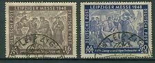 Alliierte Besetzung SBZ Allgemeine Ausgaben 198 - 199 , ** ,  o ,
