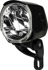 Fahrrad LED Scheinwerfer HERRMANS H-FLOW 40 LUX Standlicht An / Aus Schalter Neu
