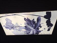 "Chang Dai-Chen ""Lotus"" Chinese Guohua Expressionist Art 35mm Slide"